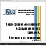 Рейтинг маркетинговых агентств 2012