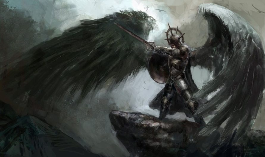 Сеньора спиритов. Падший ангел.