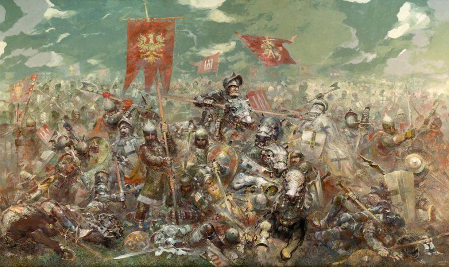 Оршанская битва — в продолжение темы