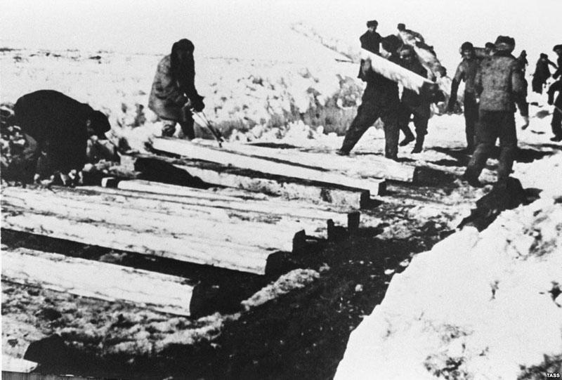 Гулаг в Коми Крае 1929 - 1956