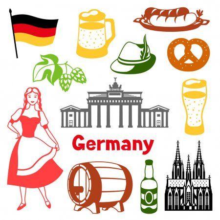 Символы Германии