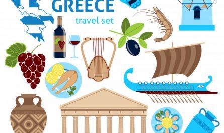 Символы Греции