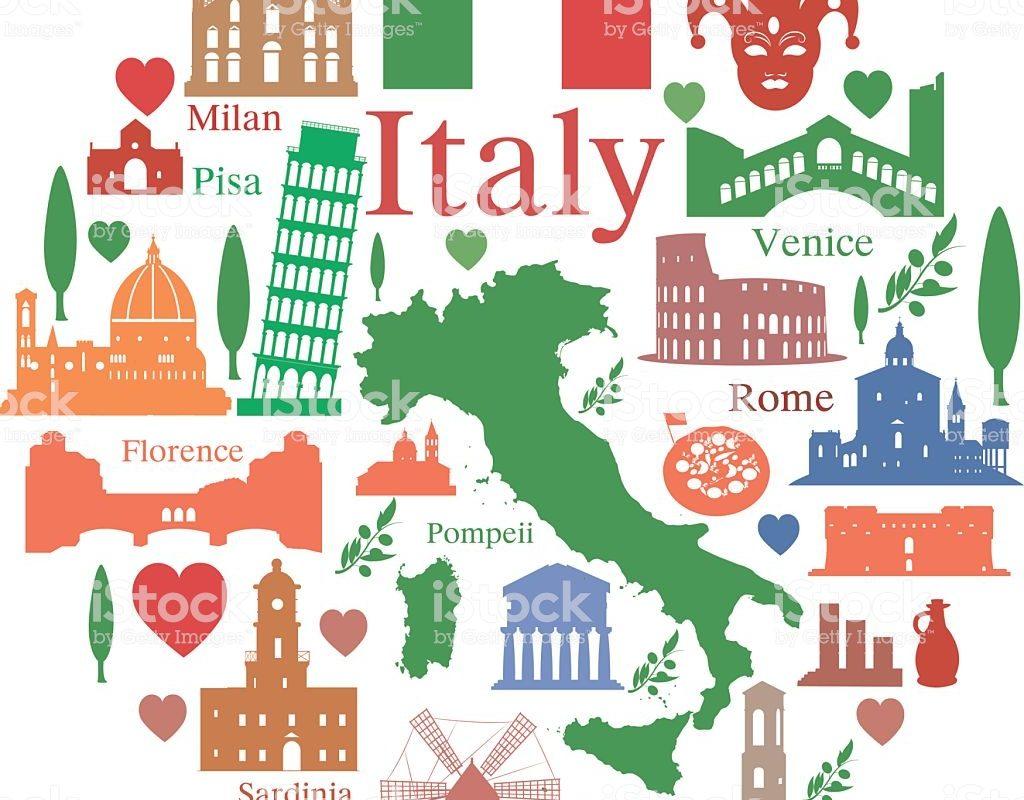 Символы Италии
