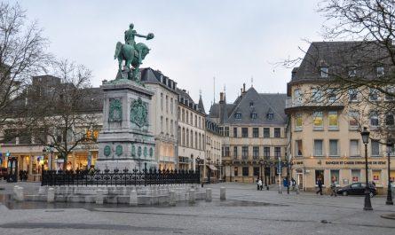 Символы Люксембурга