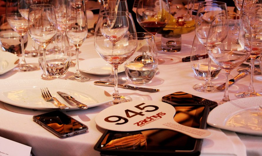 Charity Dinner with Wine Auction