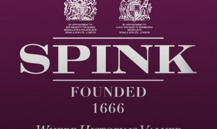 Коллекционный алкоголь аукционов SPINK