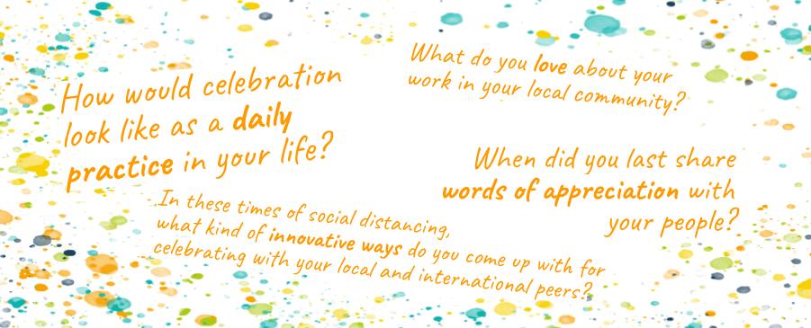 Thinking of celebrating your future?
