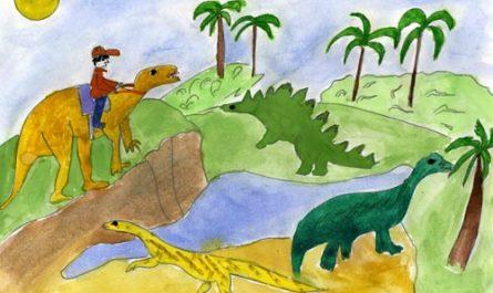 Страна Динозаврия