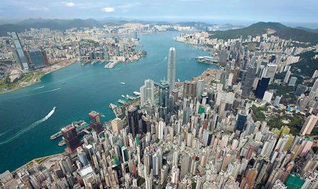 Взаимодействие Гонконга и Китая