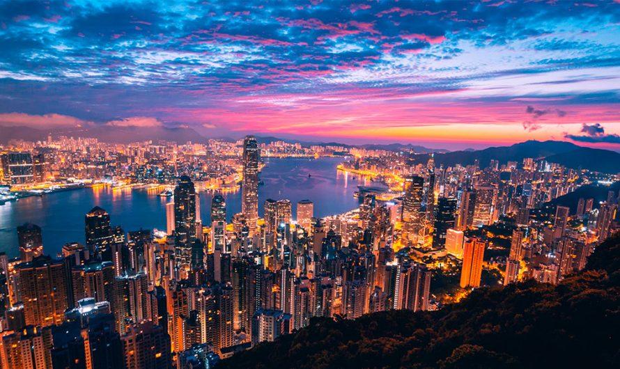 Статьи про Гонконг