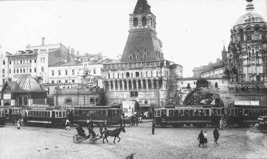 В старой Москве