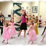 Урок музыки Танцы, танцы, танцы