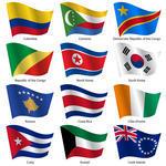 Символы стран мира