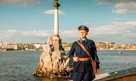 В городе русской славы