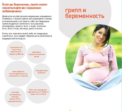 WHO если беременны Вы или ребёнка вынашивает Ваша знакомая, родственница, член семьи...