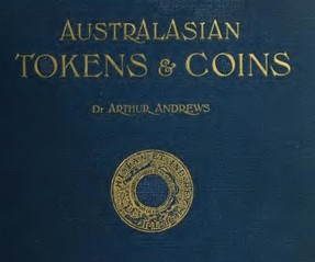 Australasian Token And Coins - Ed 1921