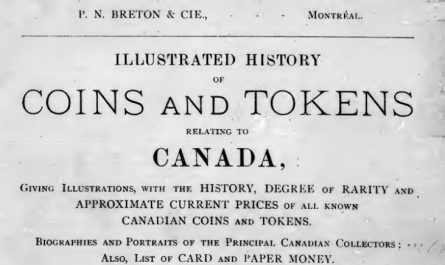 Breton. Coins and Tokens of Canada