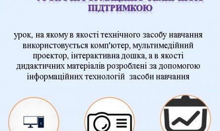 Використання інформаційних технологій у практичній підготовці продавця
