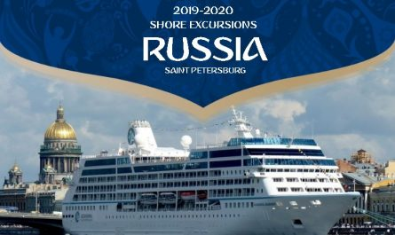 Private shore tours in St. Petersburg, Russia