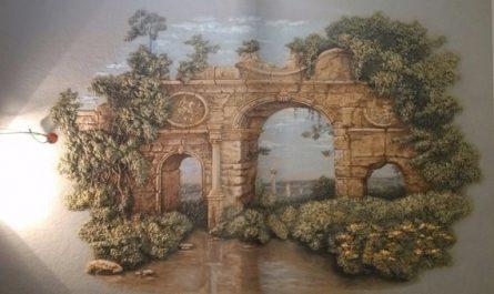Декор, роспись, лепнина, малые архитектурные формы в Геленджике